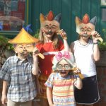 Besucher-Masken
